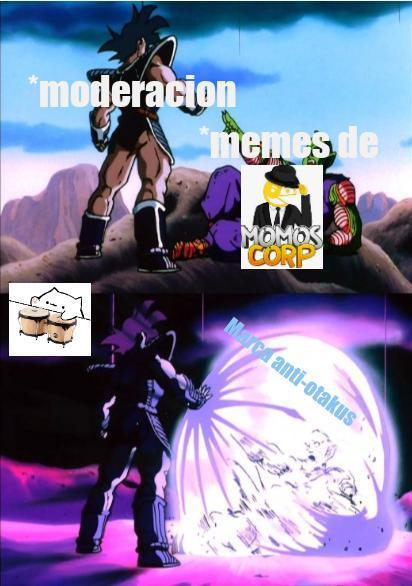 La marca de momos corp :genius: viene solo de diversión es original mio - meme