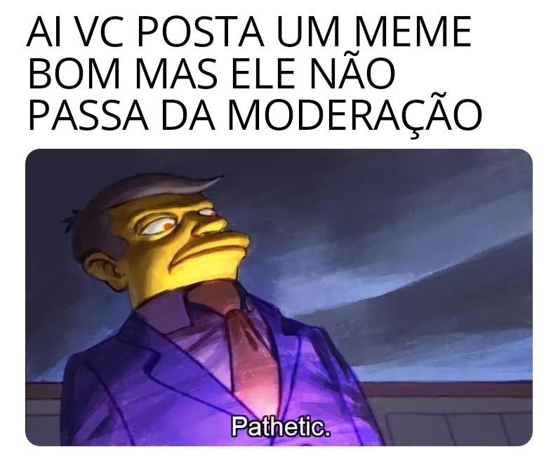 Passa eu pfv - meme