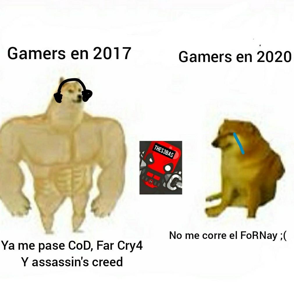 Confirmo ;( - meme