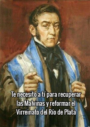 San Martín x2 - meme
