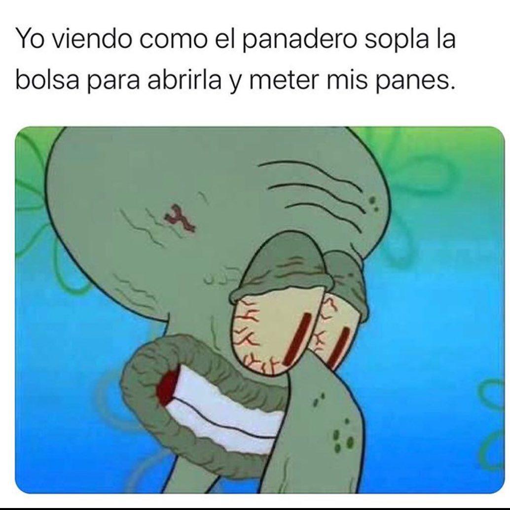 Mmmm pan. - meme