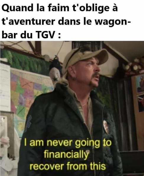 Voiture bar - meme