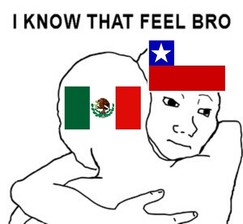 Ven acá hermano mio... :'( - meme