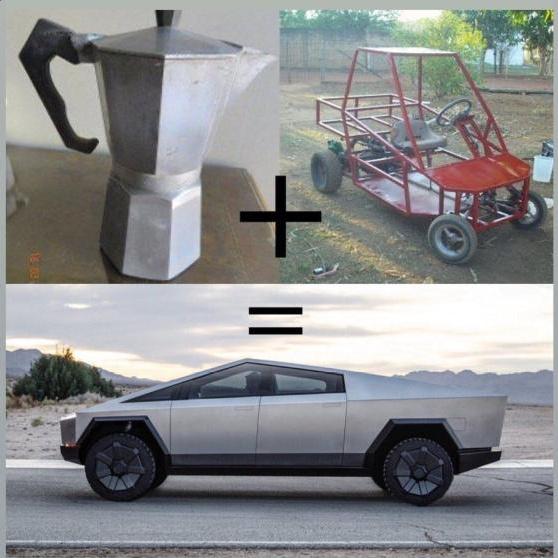 Musk's design - meme