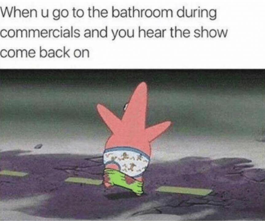 Sponge bob - meme