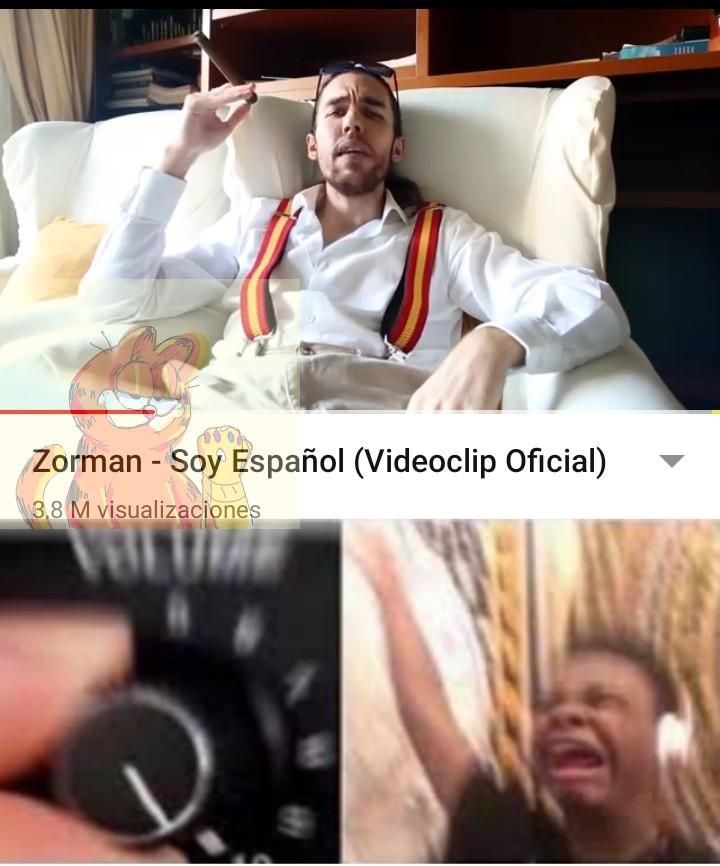 Soi espaniol xdxd - meme