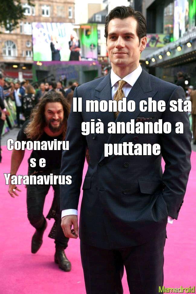 Situazione di merda - meme