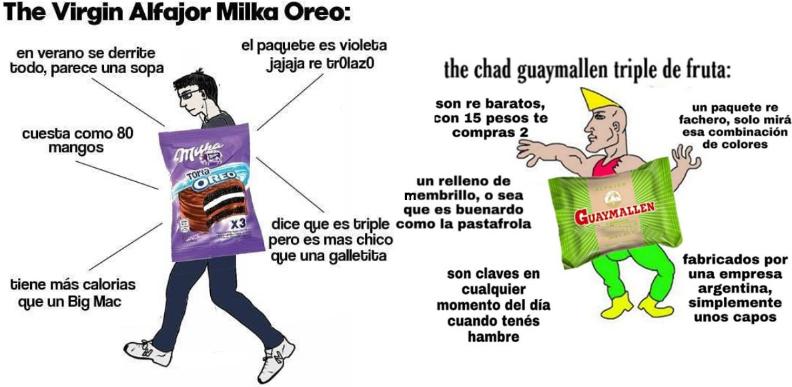 Argentina xdxdXDXD - meme