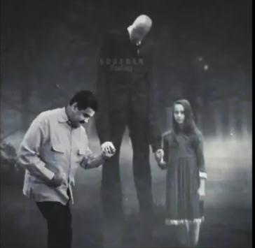 La Meca de lo aterrador - meme