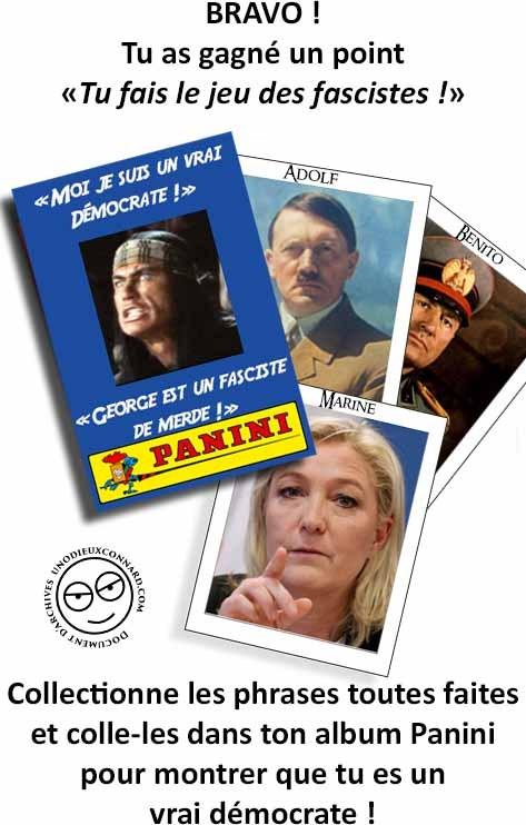 """LE FN C D FACHO"" - Verlaine - meme"