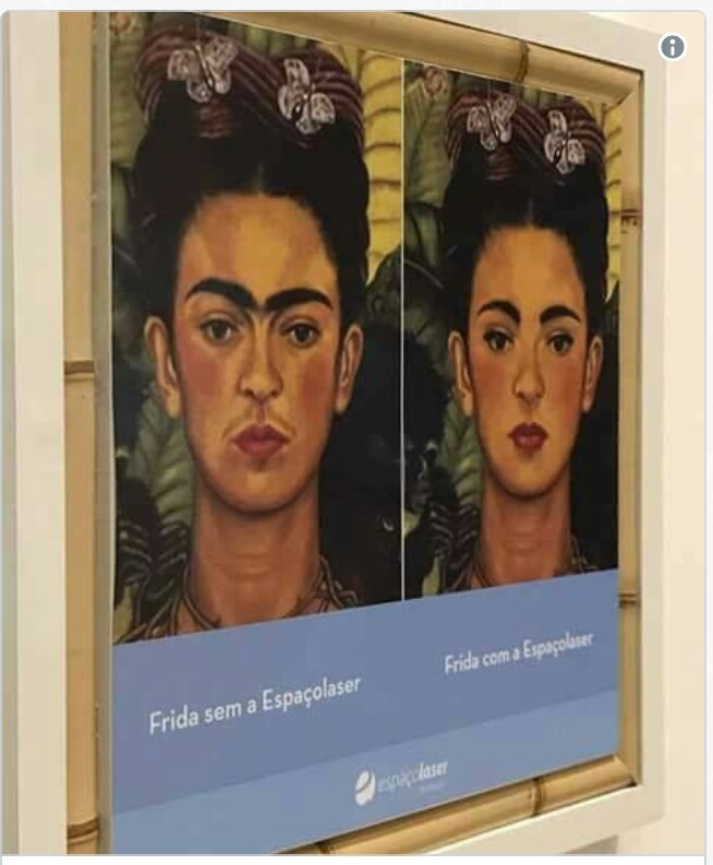 Frida feminista/Frida trabalhadora - meme