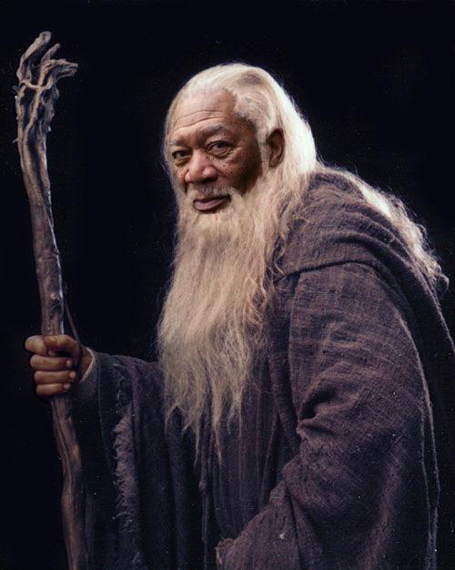 Gandalf The Black - meme
