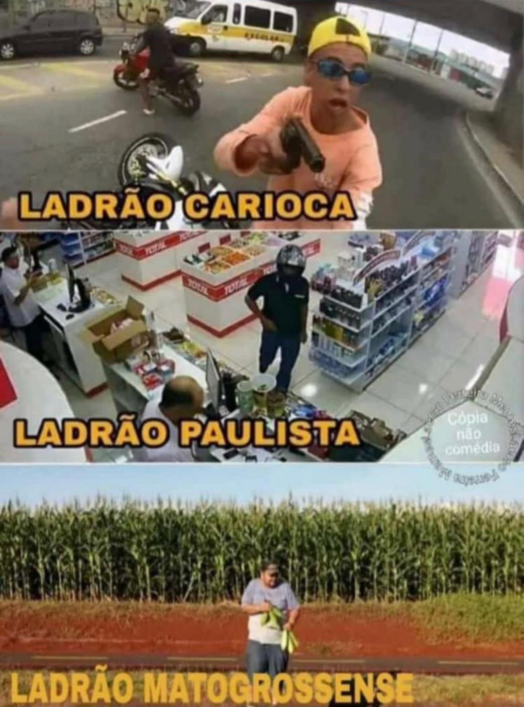Mato Grosso  - meme