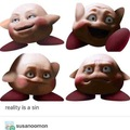 Realistic Kirby