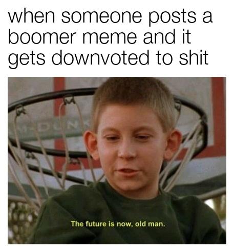 nEw BaD oLd GoOd - meme