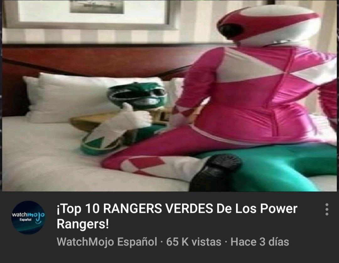Un capo el ranger verde - meme