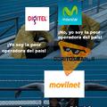 ¡Que viva Venezuela! ¡Y horrible servicio de telefonía móvil!