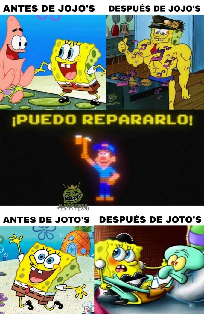 No seas joto...    :facepalm: - meme