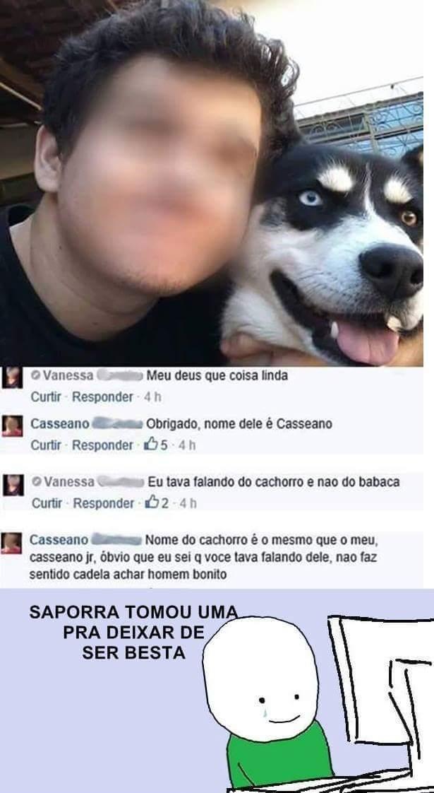 sua cadela - meme