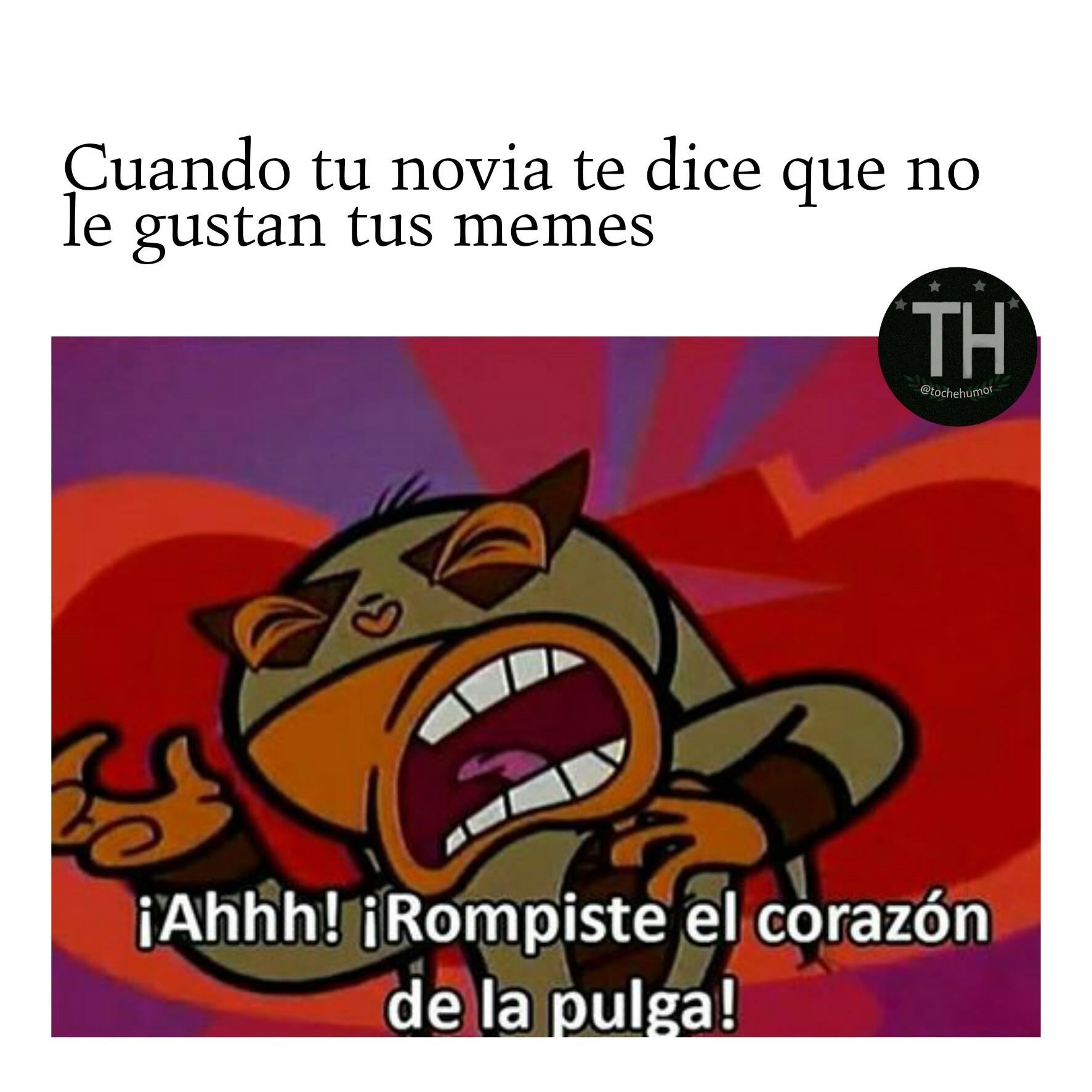 TRAICIÓN :'( - meme