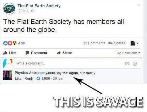 Savage! - meme