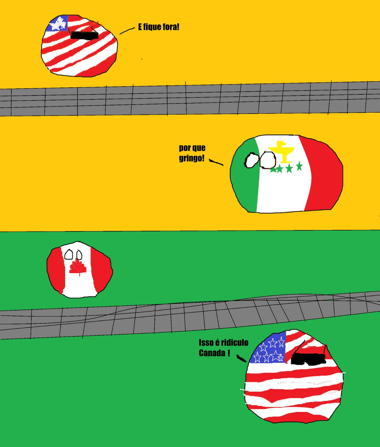 Countryballs e mto bom - meme