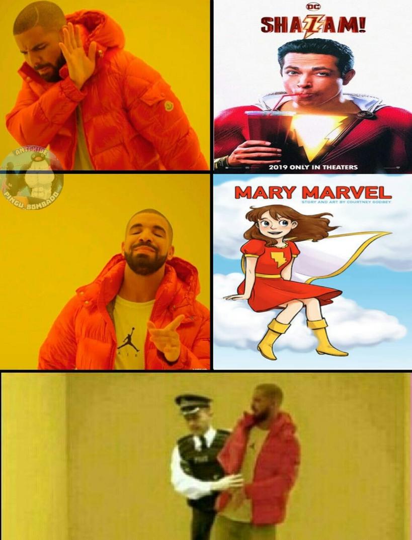 oque é melhor que uma criança que se tornar um super herói?uma loli no lugar da criança - meme