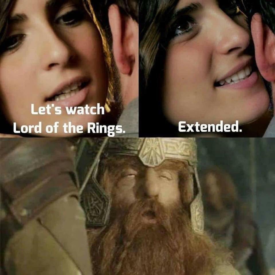 Extended - meme