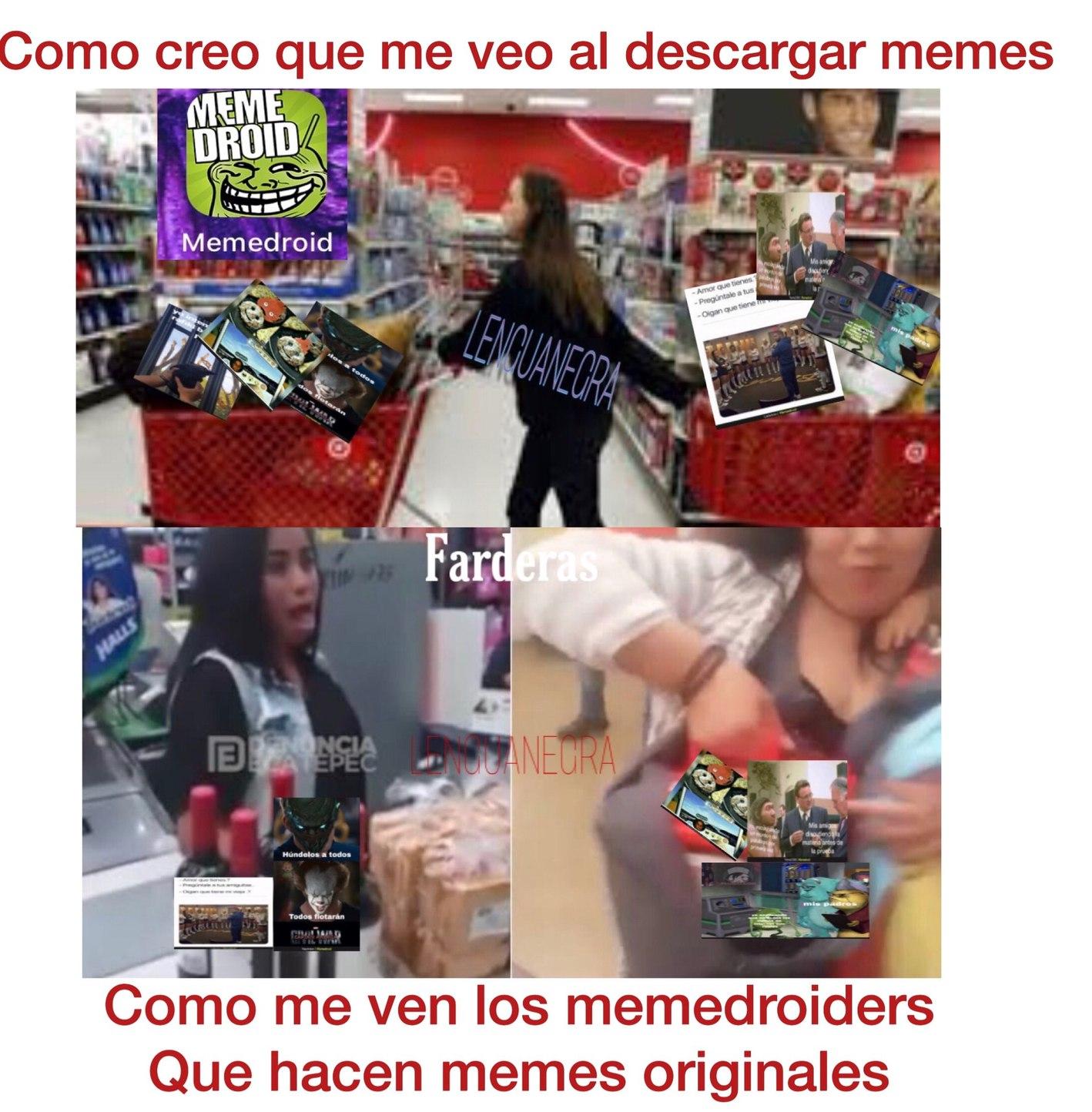 si a veces robo memes para fb