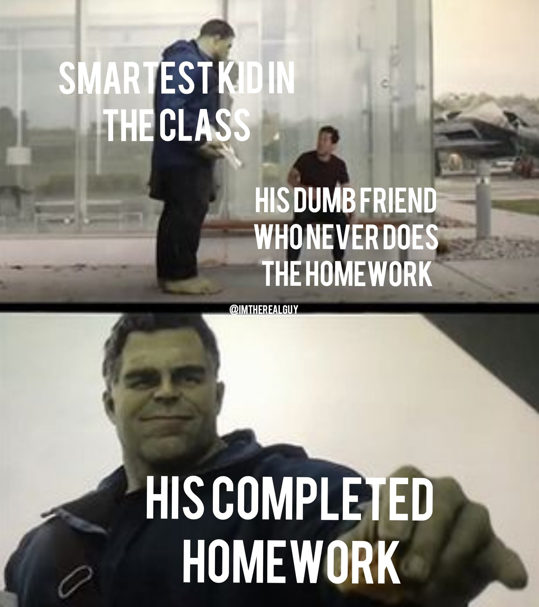 Insert Denzel Washington training day meme