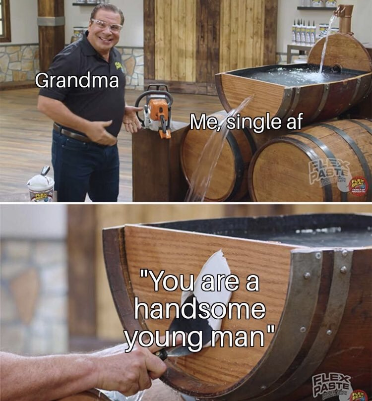 Love to all grandmas - meme