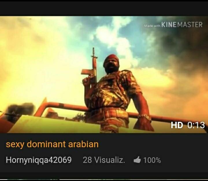 Árabes - meme