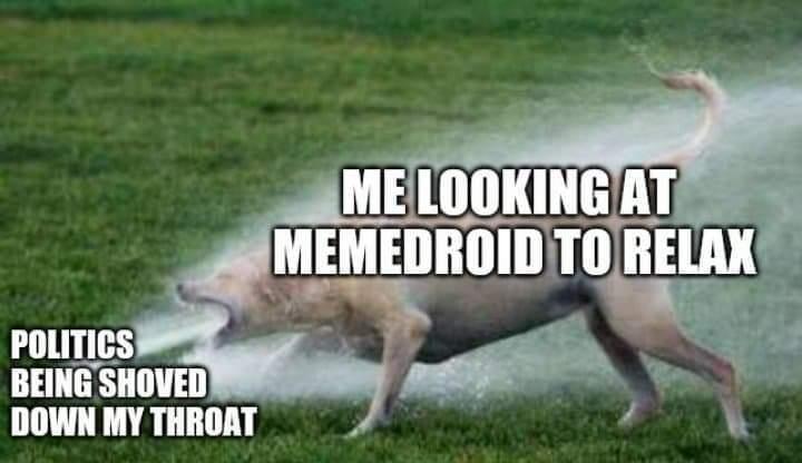 *drowns* X_x - meme