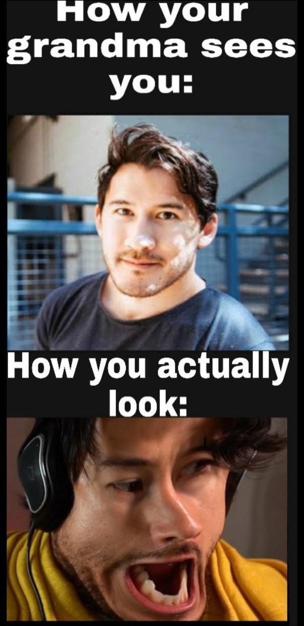 Handsome - meme