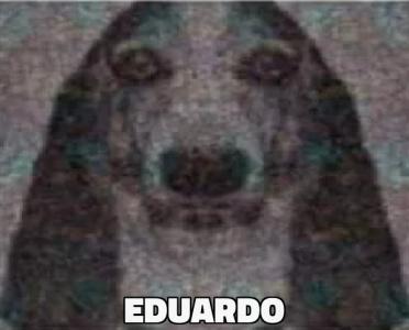 Mi pana Eduardo - meme