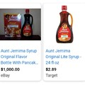 Racist syrup price gouging