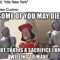 If they die they die in nursing homes
