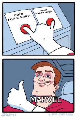 MARVEL E SUAS LÓGICAS - meme