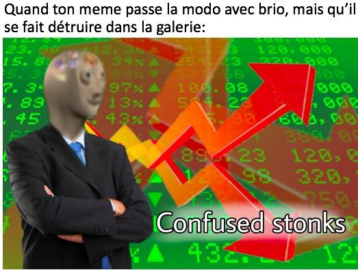Pourquoi j'arrive pas à écrire de com sur le serveur français mais que j'y arrive sur le serveur anglais - meme