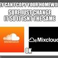 soundcloud vs mixcloud