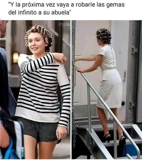 Wanda Florinda - meme