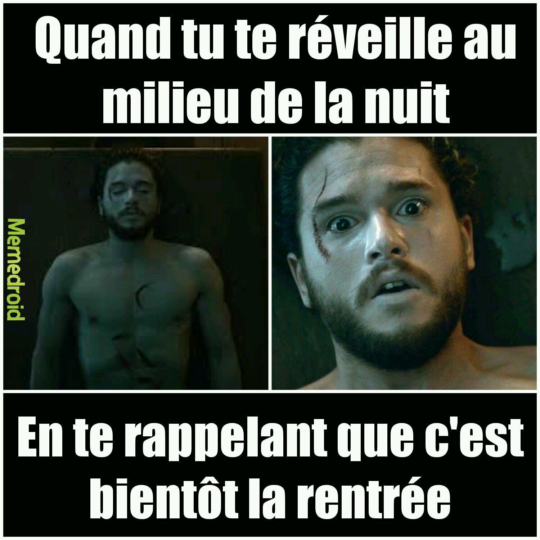 I know that feel Jon Snow :( - meme