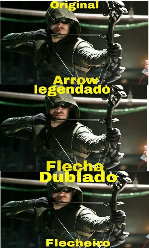 Flechero - meme