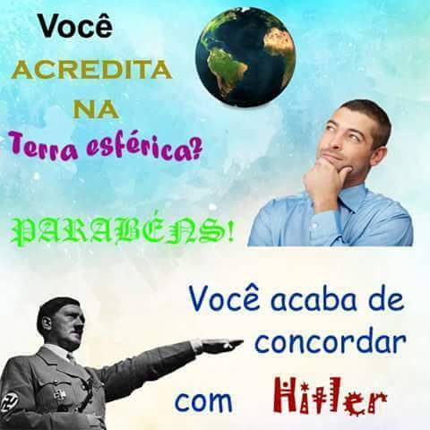 Seu nazisto - meme