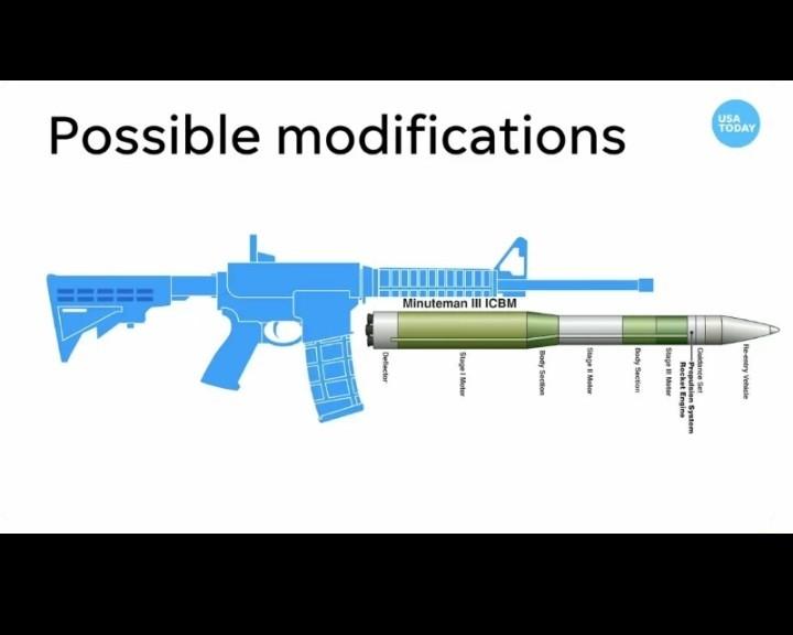 A weapon to surpass metal gear - meme