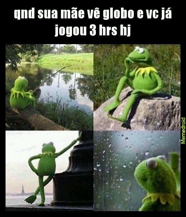 #abaixoglobo - meme