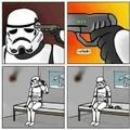 Stormtrooper >>>>>> rambo