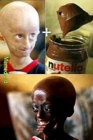Nutella - meme