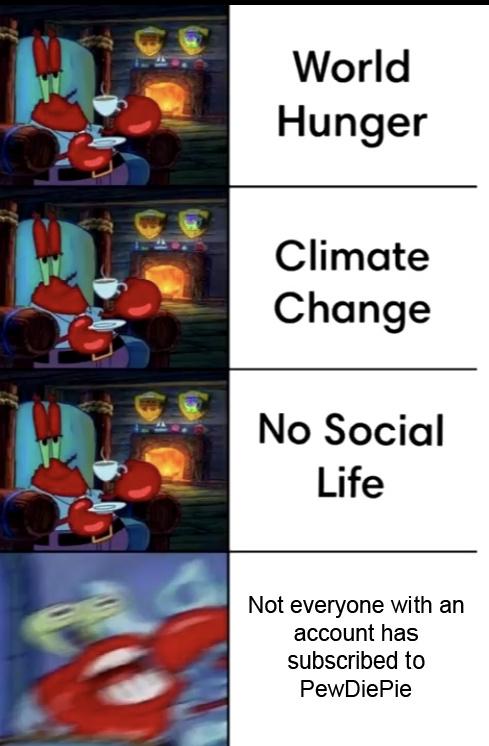 Evil people - meme