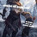 terceiro meme, posso pedir música?